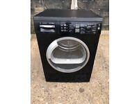 Bosch WTE863B2GB 7kg Condenser Tumble Dryer in Black #5135