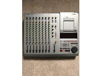 Yamaha MD8 Multitrack MiniDisc Recorder