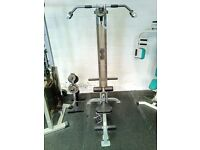 PowerTec Lat Pulldown / low pulley