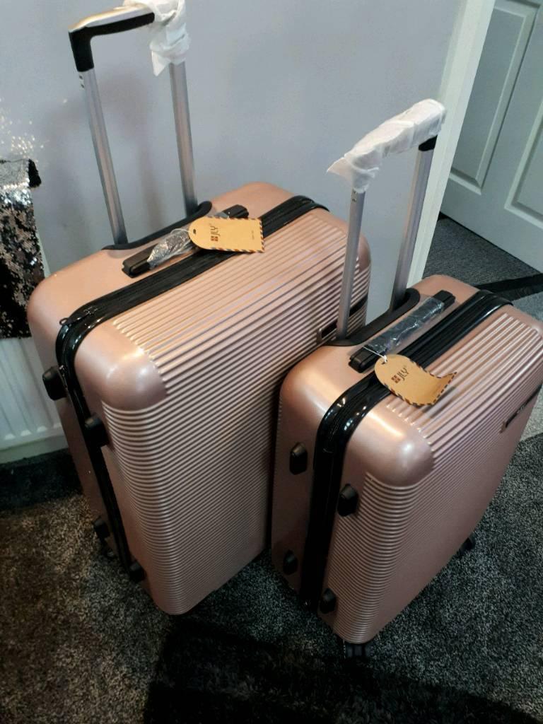 New Rose Gold spinner cases