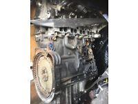 06 MERCEDES A180 CDI DIESEL ENGINE