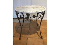 Ornate Side Table