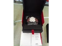 Genuine Rare Brand New with Tags ORIS Frank Sinatra Chronograph Watch TP €2468