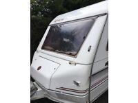 Sprite Alpine Touring Caravan