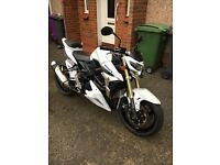 SUZUKI GSR 750 AL2 EXELLANT CONDITION ( REDUCED PRICE)