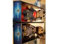 Batman and Superman Meerkat