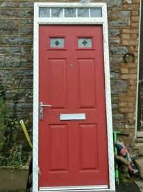 Uvpc door and frame