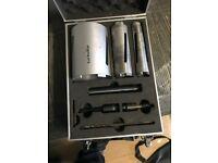 Core Drill Set (Marcrist Turbolite)