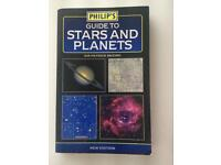 Philip's Guide to stars and planets by Sir Patrick Moore. Book.