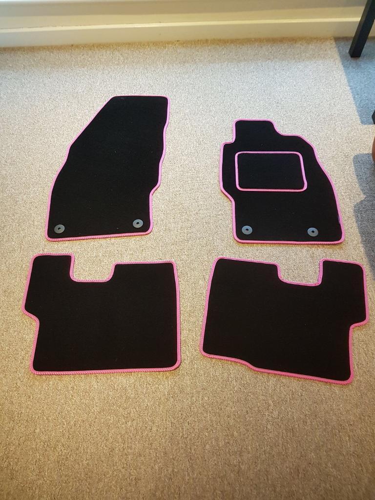 Brand new Corsa car mats