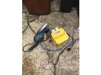"""9 """" grinder with transformer"""