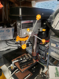 Bench pillar drill press 500W