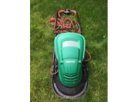 Qualcast Electric Hover Lawn Mower