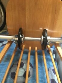 Various Weights and Equipment