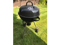 Coal BBQ kettle style