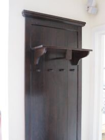 Coat Rack in colonial style