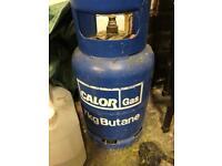Empty Butane 7kg bottle