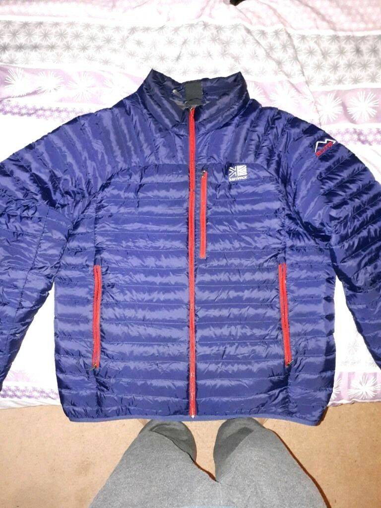 698785fb6 Karrimor down jacket XL | in Liversedge, West Yorkshire | Gumtree