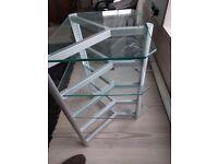 Glass Hifi Rack