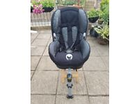 Maxi-Cosi Axiss baby seat. Clean and ready for a new passenger
