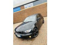 LHD BMW 120D 2007 fully loaded