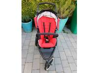 Phil and Ted's navigator pushchair inc accessories