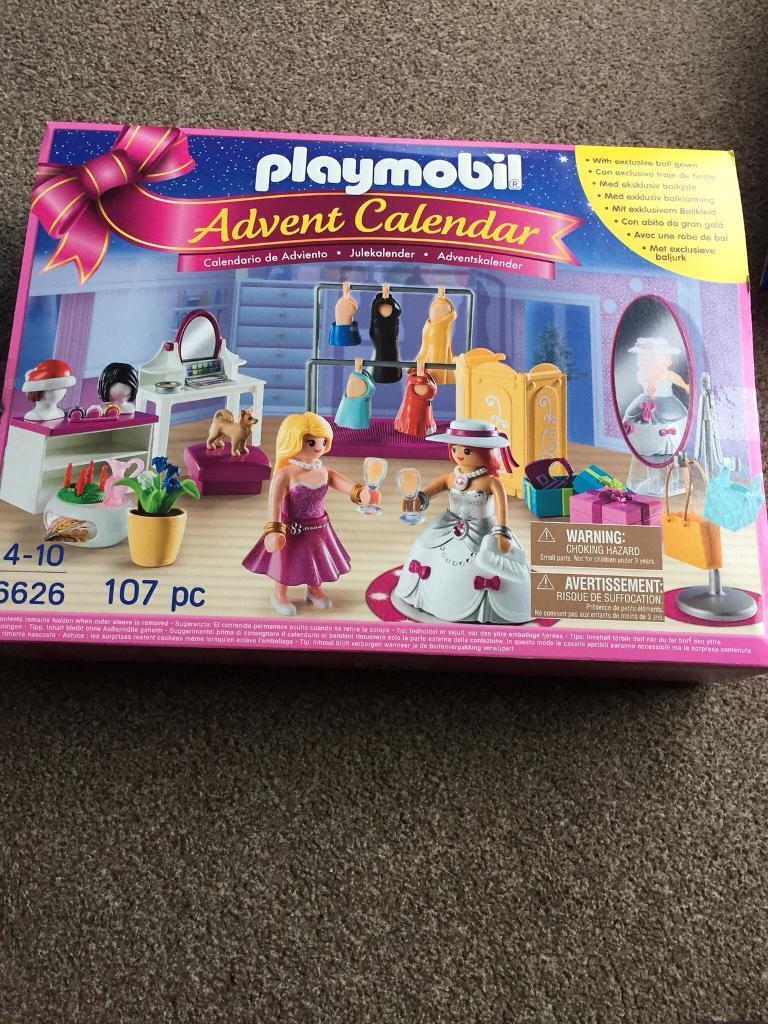 Playmobil Girls Advent Calendar In Henbury Bristol Gumtree