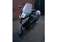 2013 Black Honda FES S-Wing 125cc in Great Condition