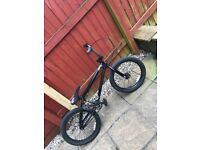 Wethepeople justice BMX in Matt black