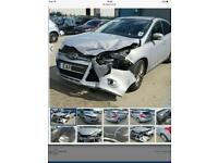 2013 Ford Focus parts breaking bcg