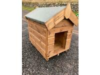 Wooden Dog Kennel - Heavy duty