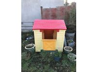 Little Tikes Garden Wendy house/ play house