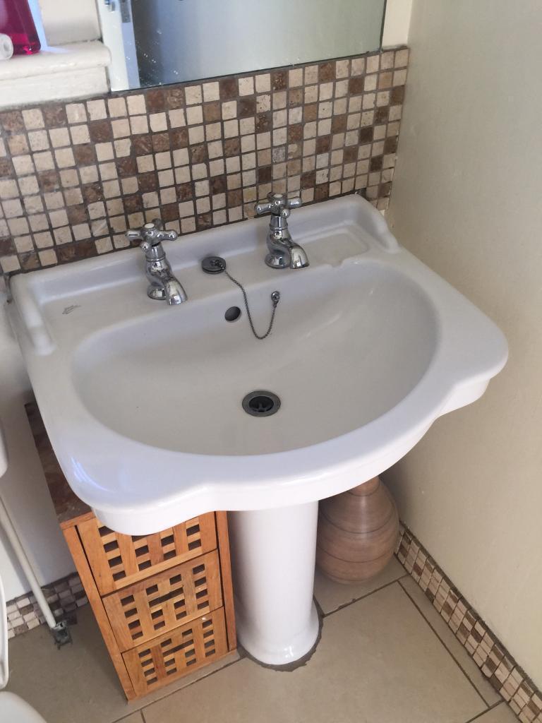 Bathroom sink , wash hand basin