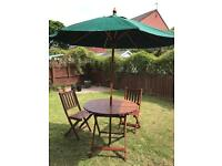 Garden Furniture in Immaculate Condition