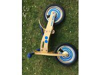Balance Bike - Wooden