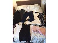 Bundle of maternity clothes x 11 items