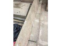 Free Concrete Gravel Board
