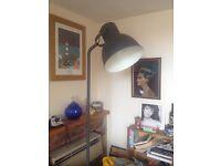 Floor lamp - photographic style