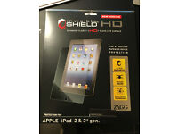 ZAGG INVISIBLE SHIELD HD FOR IPAD VERSION 1, 2 AND 3