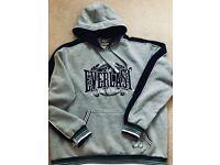 Mens fleece hoodie EVERLAST