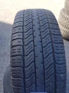 2 PNEUS ETE AVEC JANTES - PIRELLI 195 70 14 - 2 SUMMER TIRES WITH RIMS