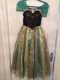 Frozen- Anna's Coronation Dress