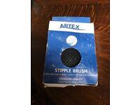 Artex brush