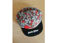 Child's angry birds snapback hat