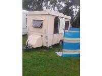Petite Esterel folding Caravan