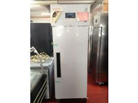 Polar upright single door fridge / catering