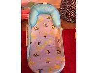 Baby's bath chair