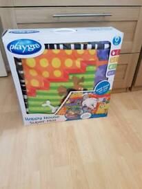 Playgro happy house super mat