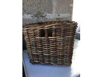 Bamboo roller blind, wardrobe, adult game, wicker basket, bedside cabinet,