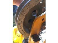 Electrical conduit bender
